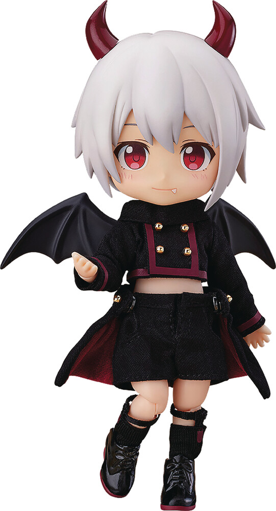 Good Smile Company - Good Smile Company - Nendoroid Doll Devil Berg Action Figure