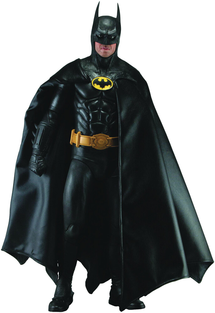 - NECA - Batman '89 Michael Keaton 1/4 Scale Action Figure