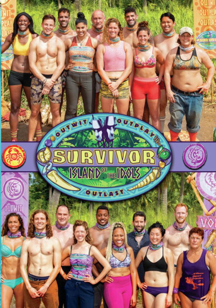 Survivor: Island of the Idols (Season 39) - Survivor: Island Of The Idols (Season 39)