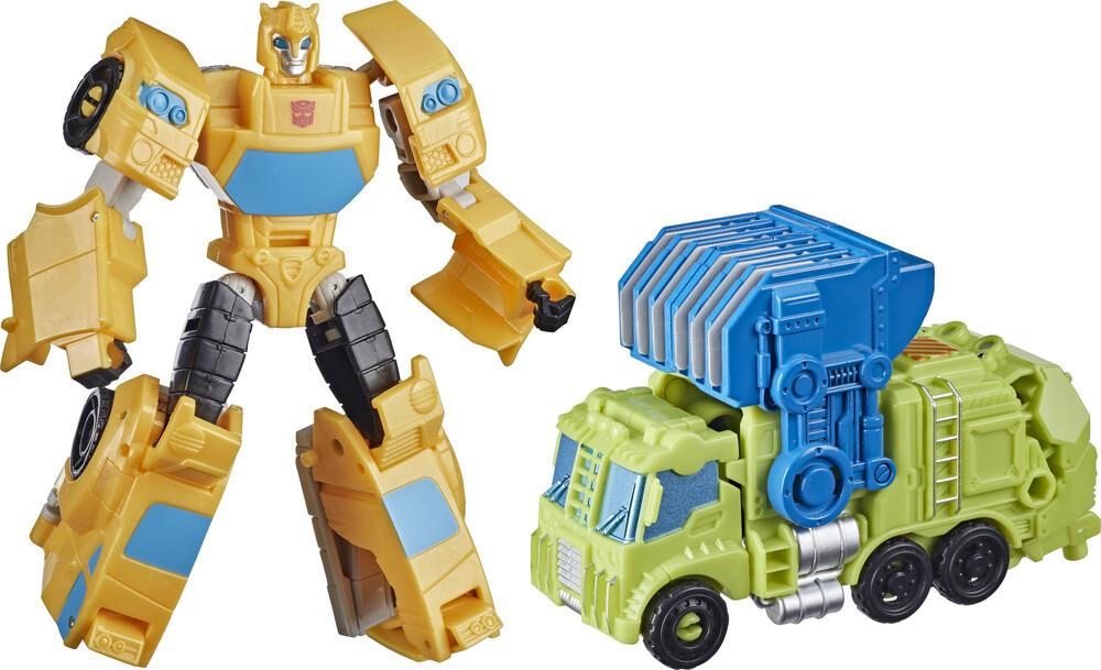 - Hasbro Collectibles - Transformers Bublebee Spark Armor EliteBumblebee