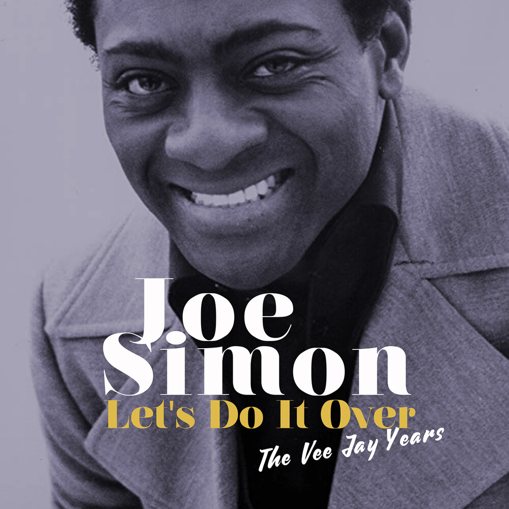 Joe Simon - Let's Do It Over: The Vee Jay Years (Mod)