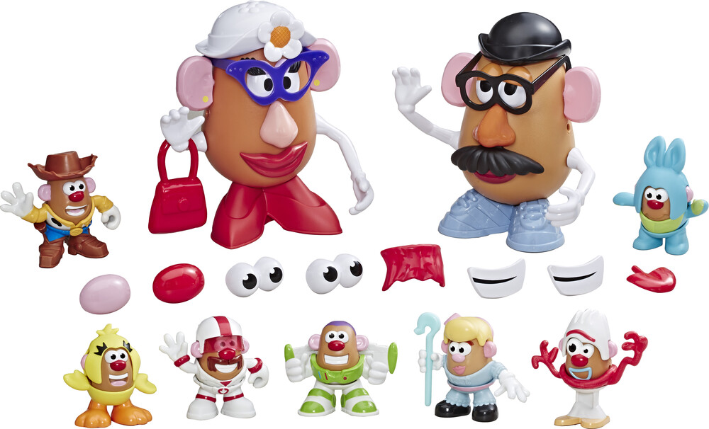 Mph Ts4 Ultimate Amusement Pk - Hasbro Collectibles - Mr. Potatohead Toy Story 4 Ultimate AusementPark