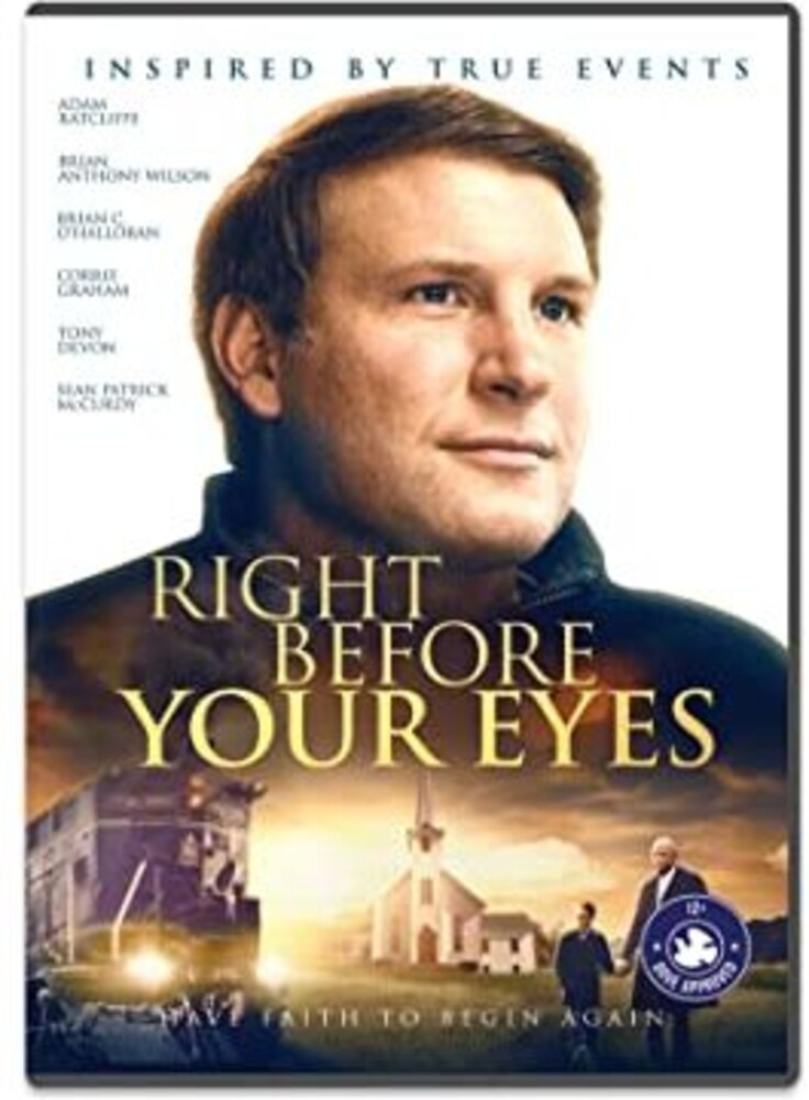 Right Before Your Eyes DVD - Right Before Your Eyes Dvd