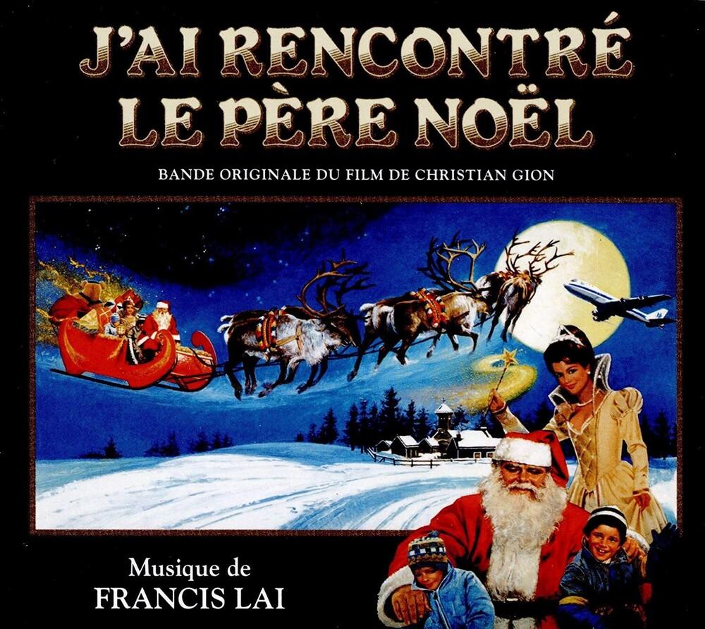 Francis Lai  (Ita) - J'Ai Rencontre Le Pere Noel (I Believe in Santa Claus) (Original Soundtrack)