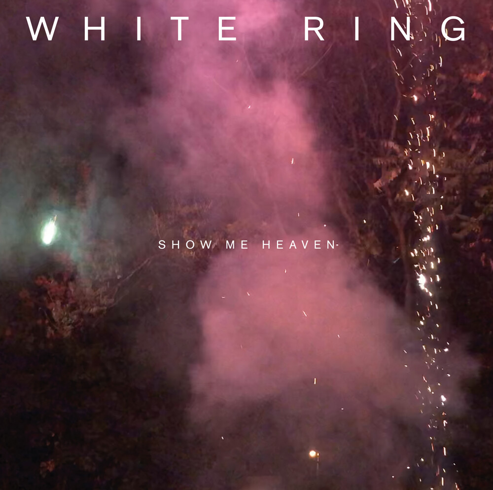White Ring - Show Me Heaven (Blk) [Limited Edition] [Download Included]