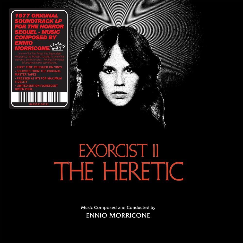 Ennio Morricone  (Grn) (Ltd) - Exorcist II: The Heretic (Original Soundtrack)