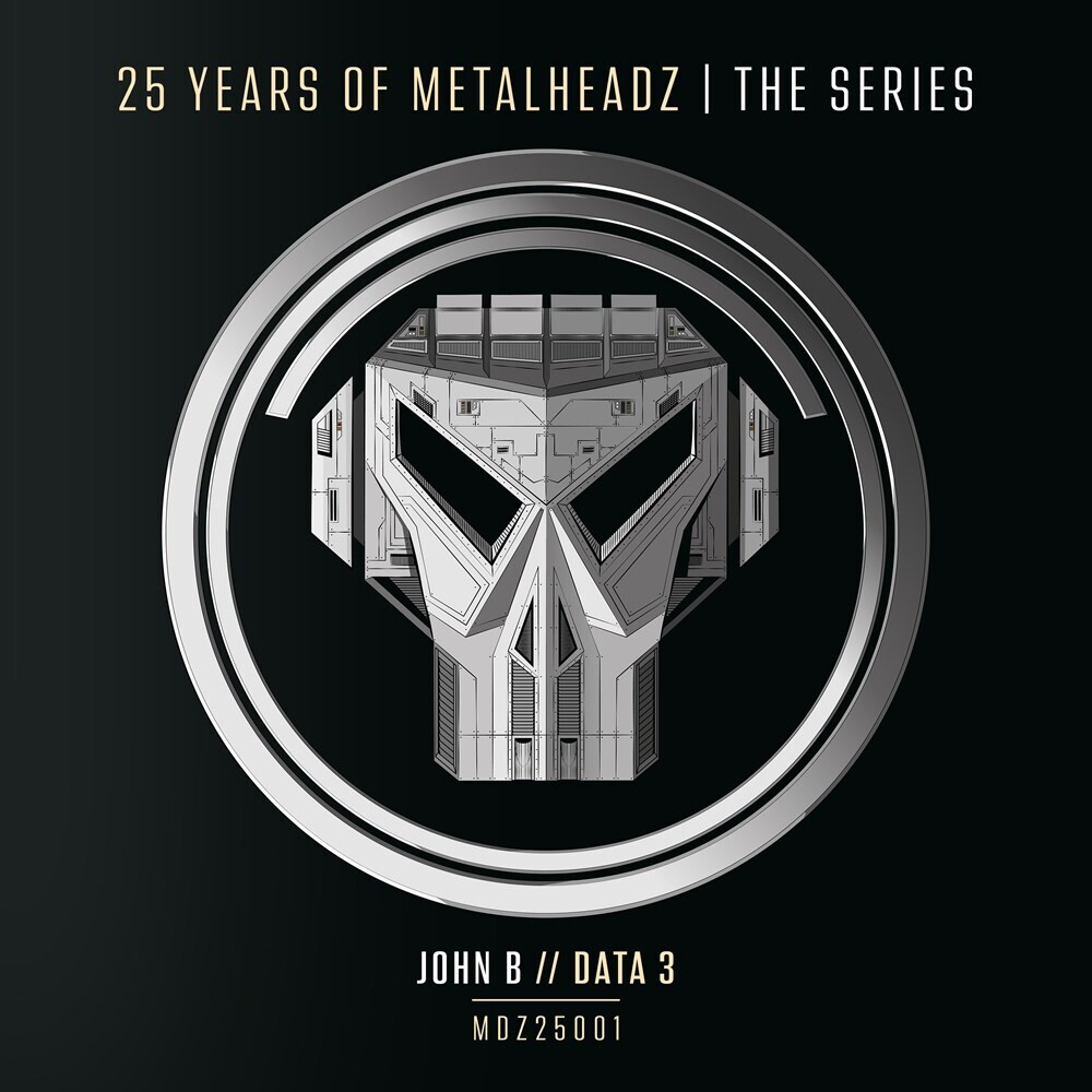 John B - Up All Night: 25 Years Of Metalheadz