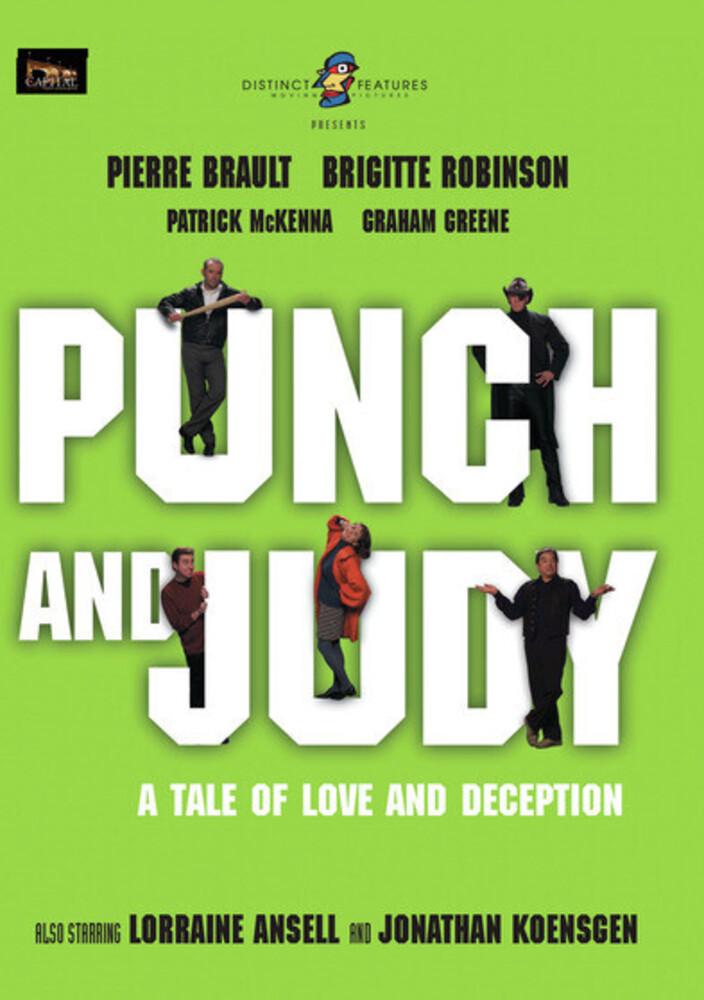 Punch & Judy - Punch & Judy / (Mod Ac3 Dol)