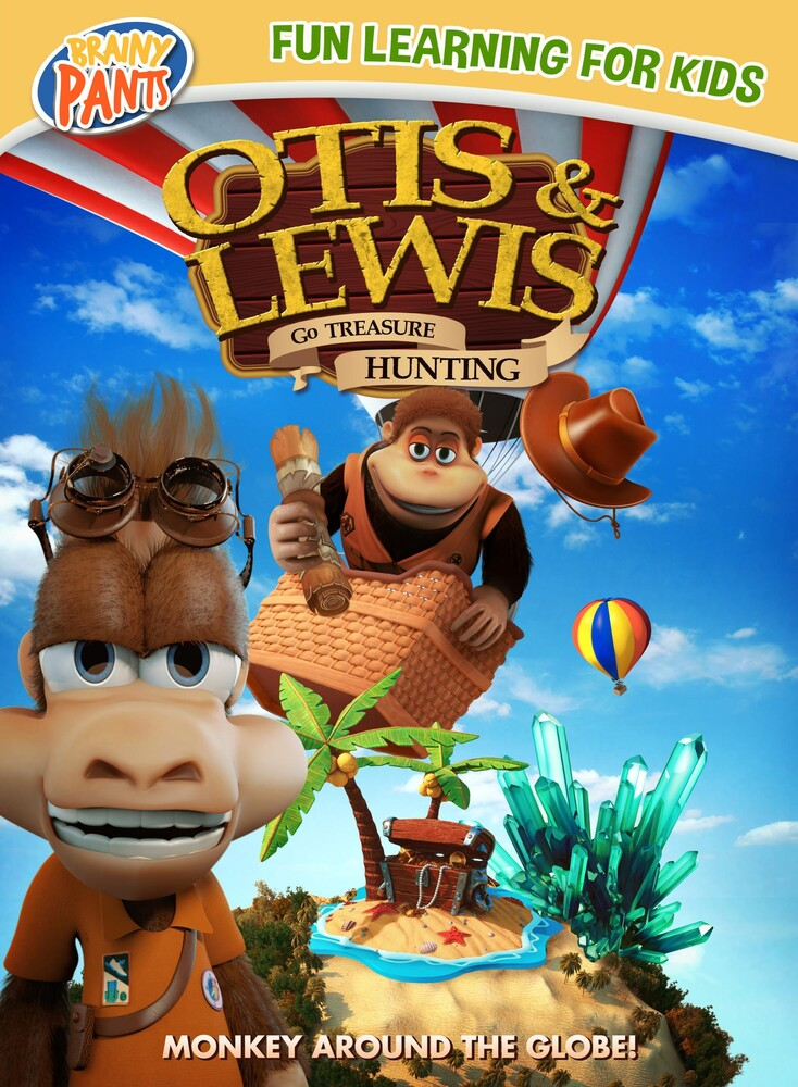 - Otis and Lewis Go Treasure Hunting