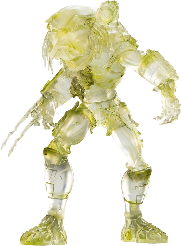 Mini Epics - WETA Workshop Mini Epics - Predator (1987) - Cloaked Jungle Hunter (AE Exclusive)