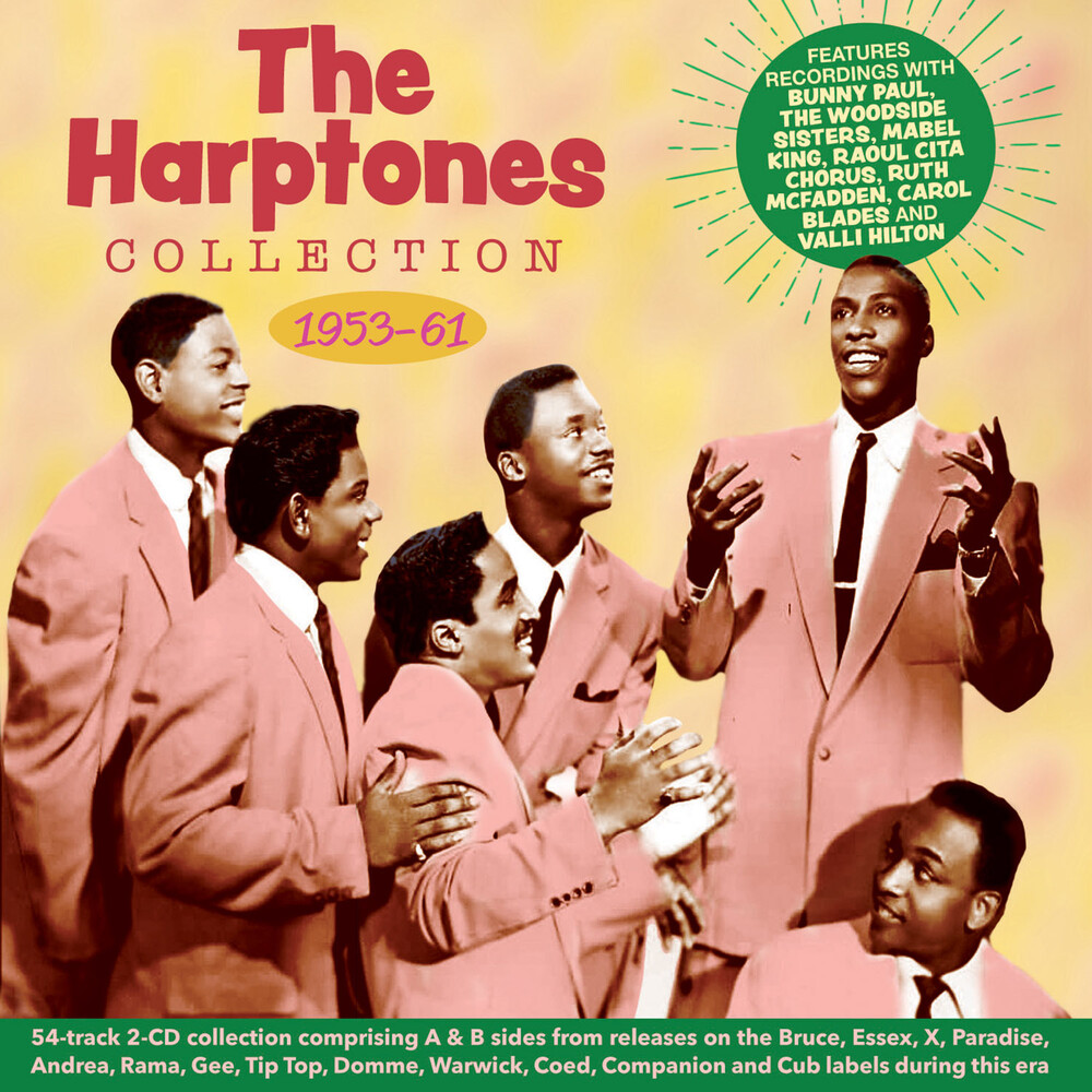 Arptones - Harptones Collection 1953-61