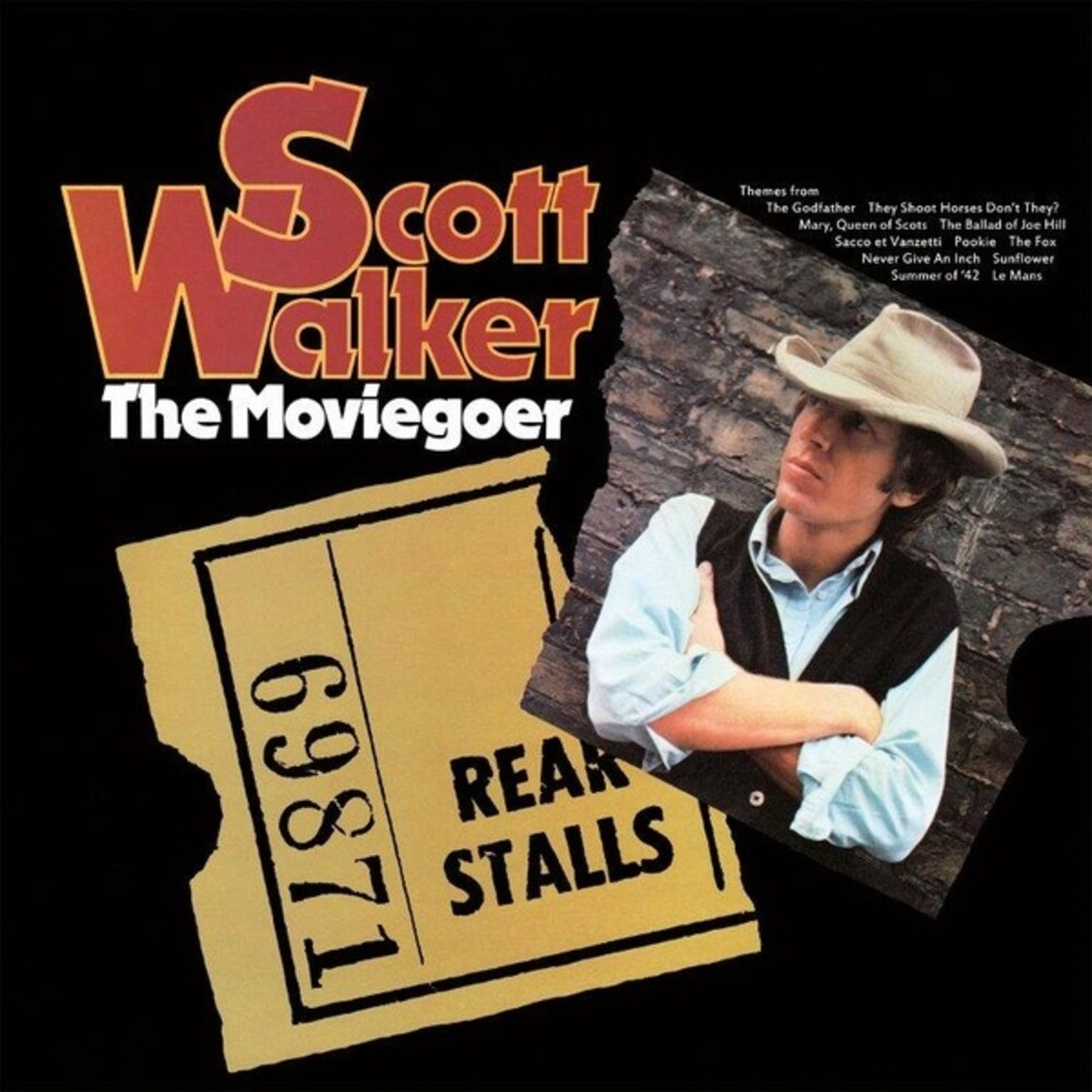 Scott Walker - The Moviegoer