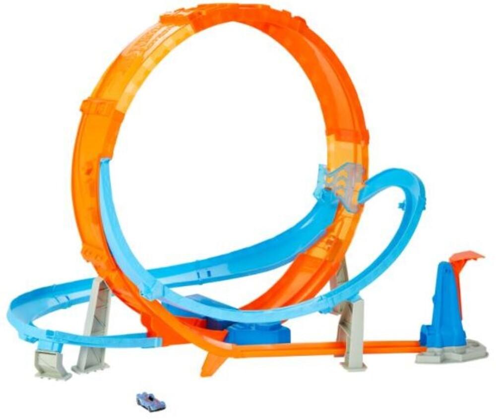 Hot Wheels - Mattel - Hot Wheels Action Massive Loop Mayhem