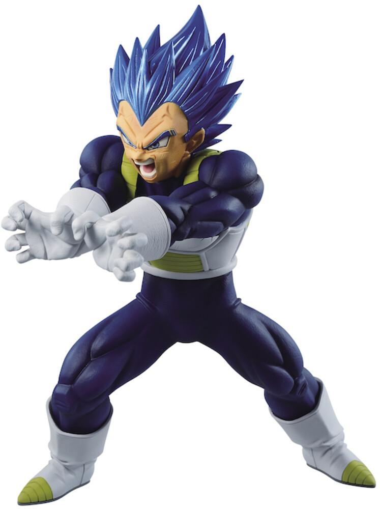 - Dragon Ball Super Maximatic The Vegeta I Figure