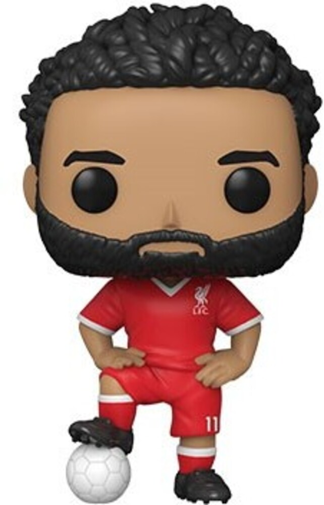 Funko Pop! Football: - Liverpool- Mohamed Salah (Vfig)