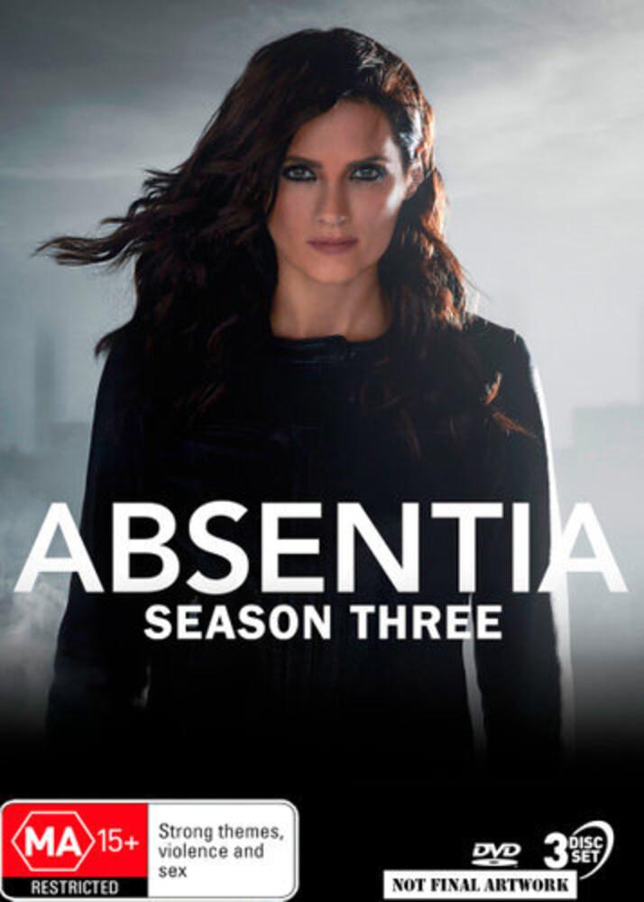 - Absentia: Season 3 (3pc) / (Aus Ntr0)