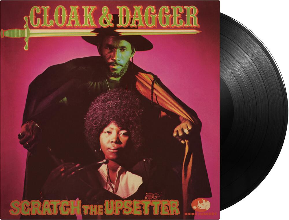 Lee Perry  Scratch / Upsetters - Cloak & Dagger (Blk) [180 Gram] (Hol)