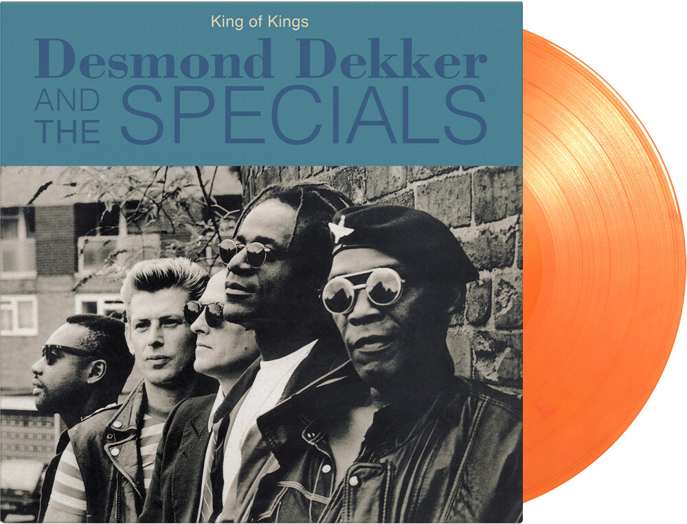 Desmond Dekker  / Specials - King Of Kings [Colored Vinyl] [Limited Edition] [180 Gram] (Org) (Hol)