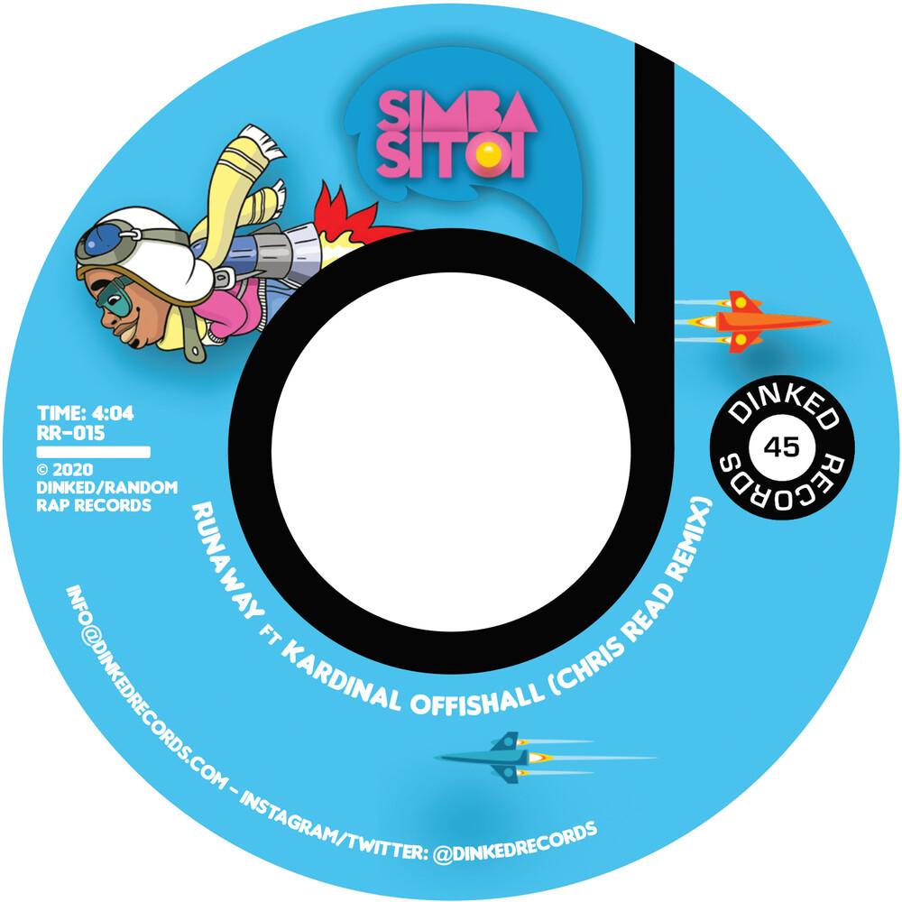 Simba Sitoi  /Offishall,Kardinal - Runaway (Chris Read Remix)