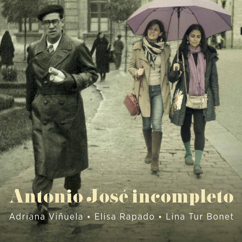 - Antonio Jose Incompleto