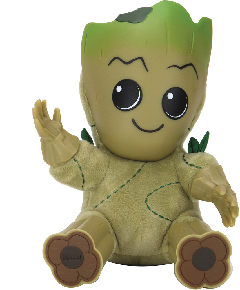 - Marvel Roto Phunny Groot 8in Plush (Plus)