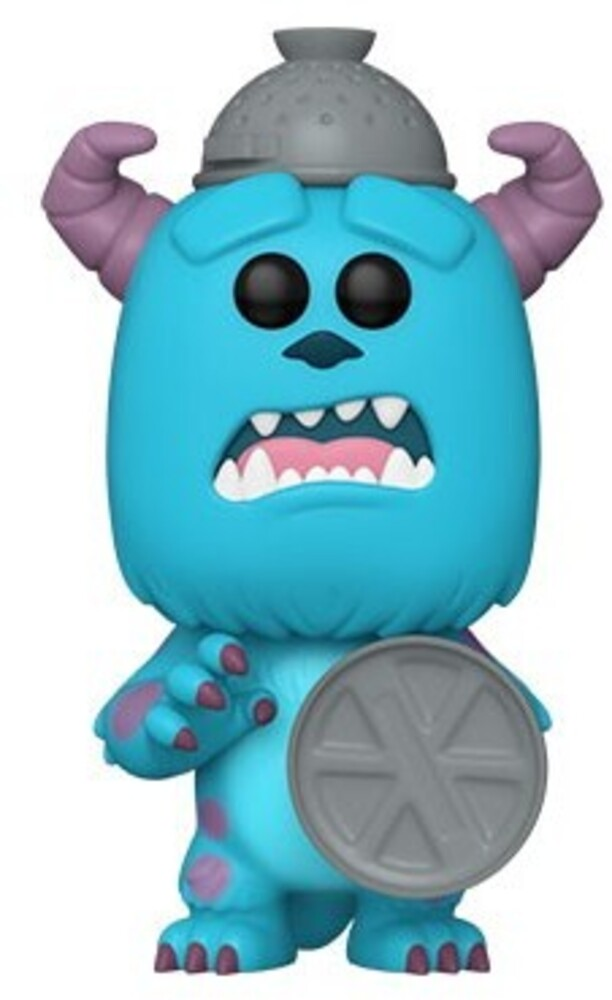 - Monsters Inc 20th- Sulley W/Lid (Vfig)