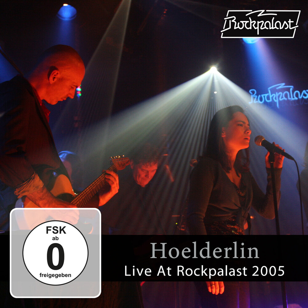 Hoelderlin - Live At Rockpalast 2005 (W/Dvd)