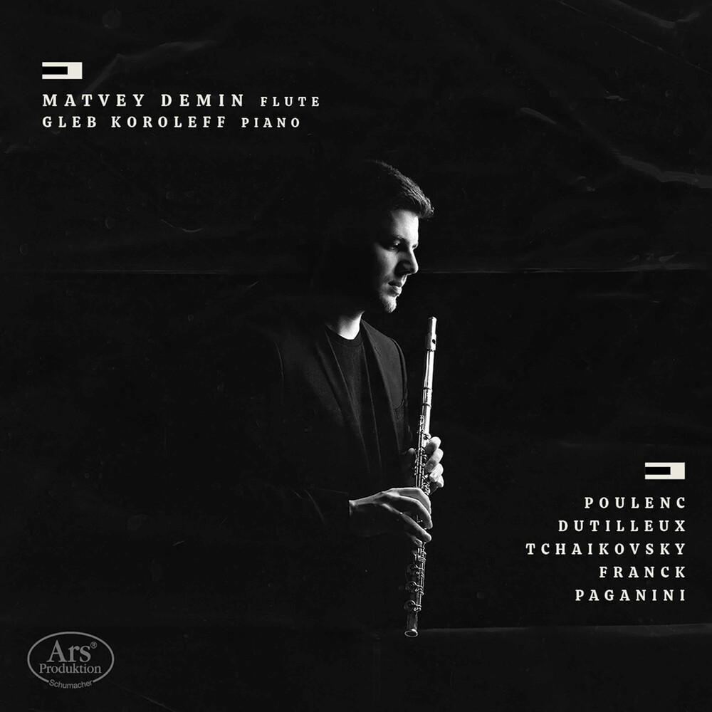 Poulenc / Demin / Koroleff - Flute & Piano Works (Hybr)