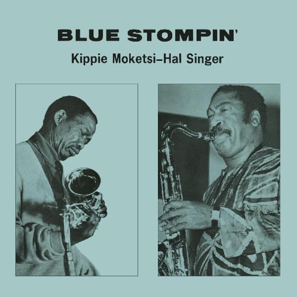 - Blue Stompin'