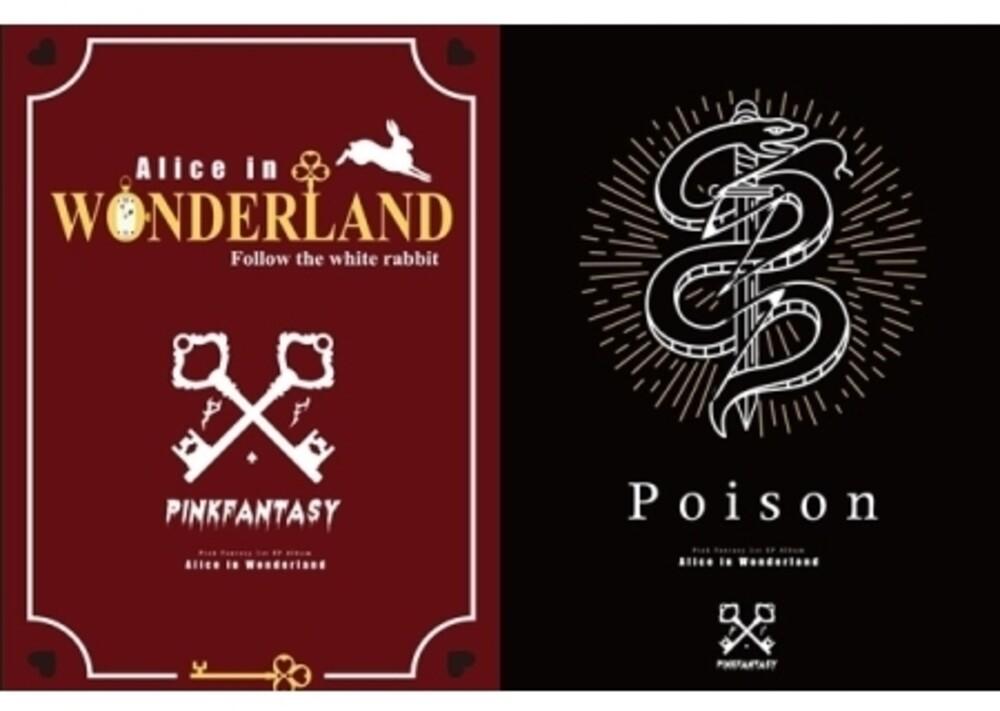 Pink Fantasy - Alice In Wonderland (Random Cover) (Pcrd) (Phob)