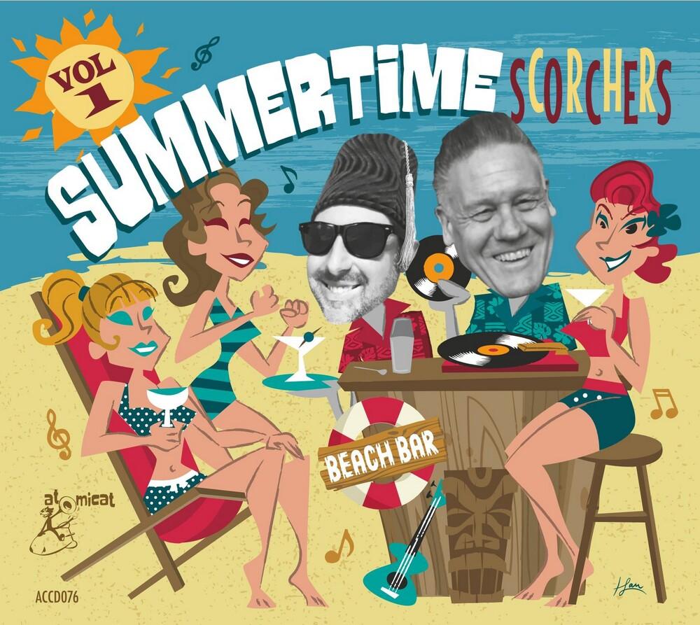 Various Artists - Summertime Scorchers 1 (Various Artists)