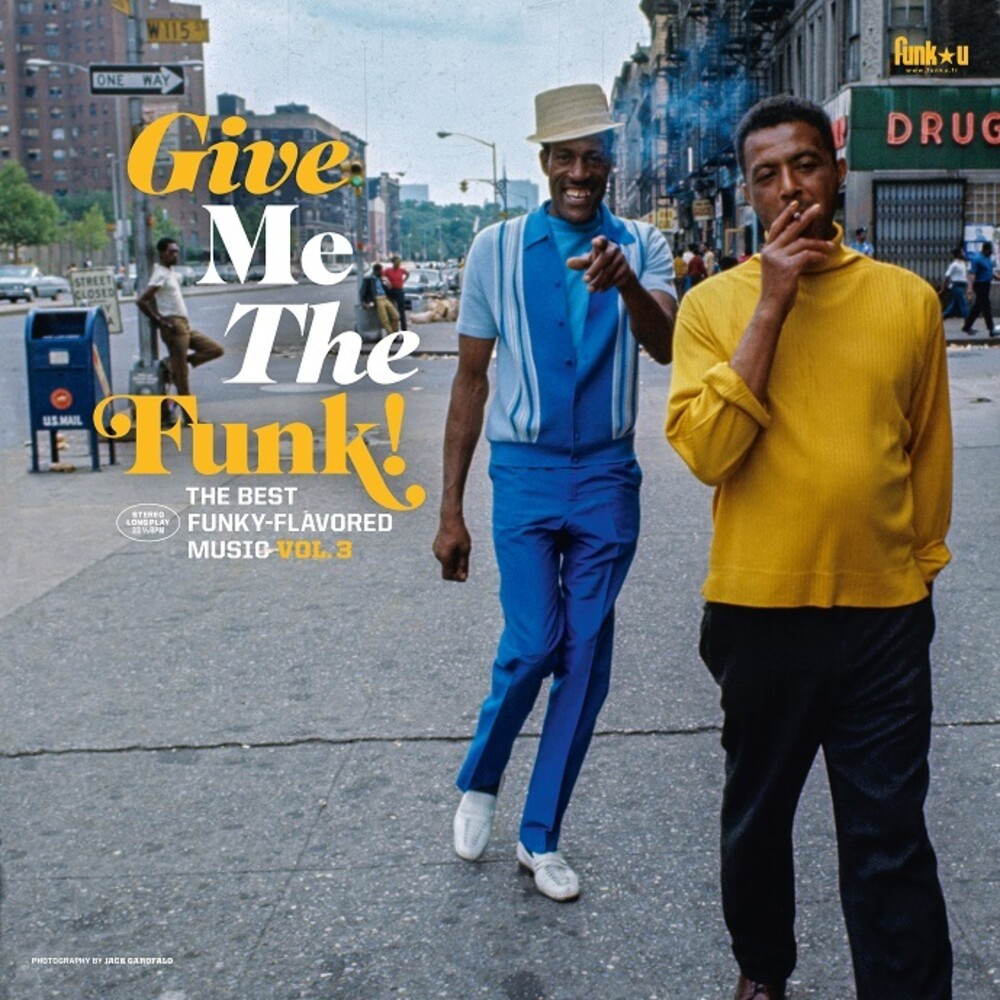 Various Artists - Give Me The Funk Vol 3 / Various