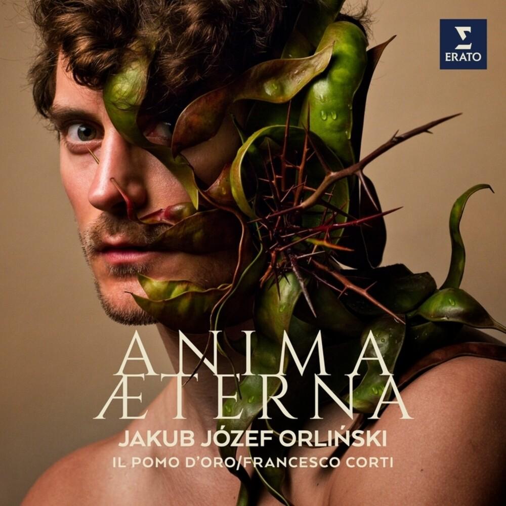 Jakub Orlinski  Jozef / Il Pomo D'oro - Anima Aeterna [Digipak]