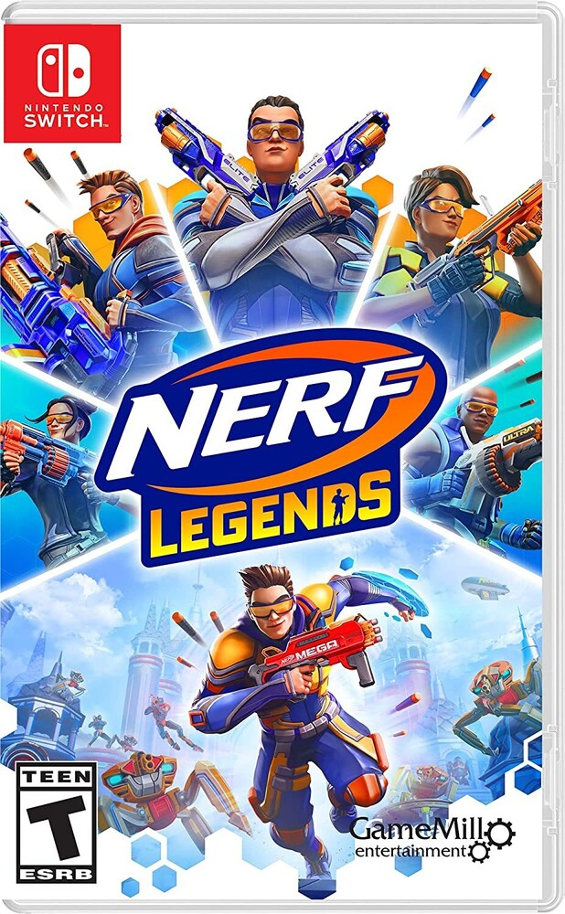 Swi Nerf Legends - Swi Nerf Legends