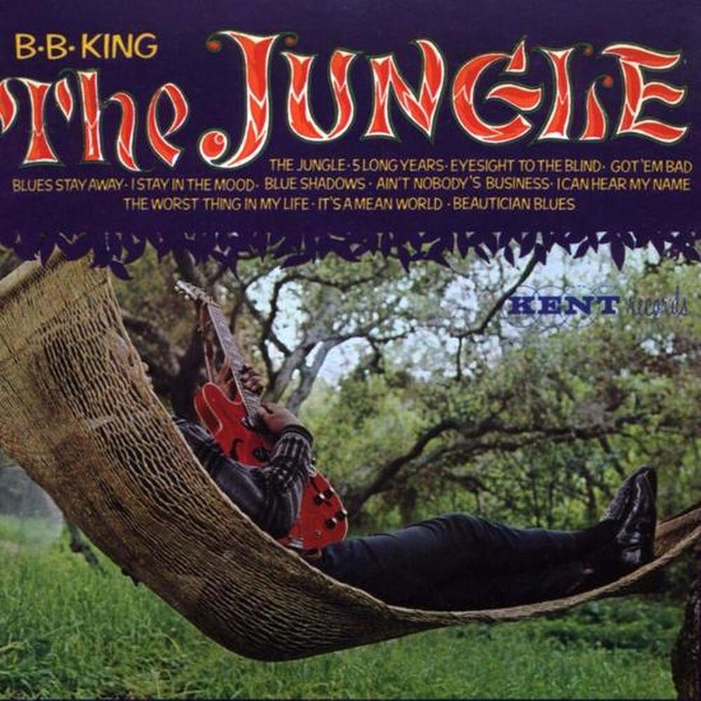 B King .B. - Jungle [180 Gram]