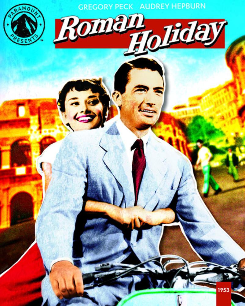 Roman Holiday - Roman Holiday / (Amar Digc Dol Dub Mono Sub Ws)