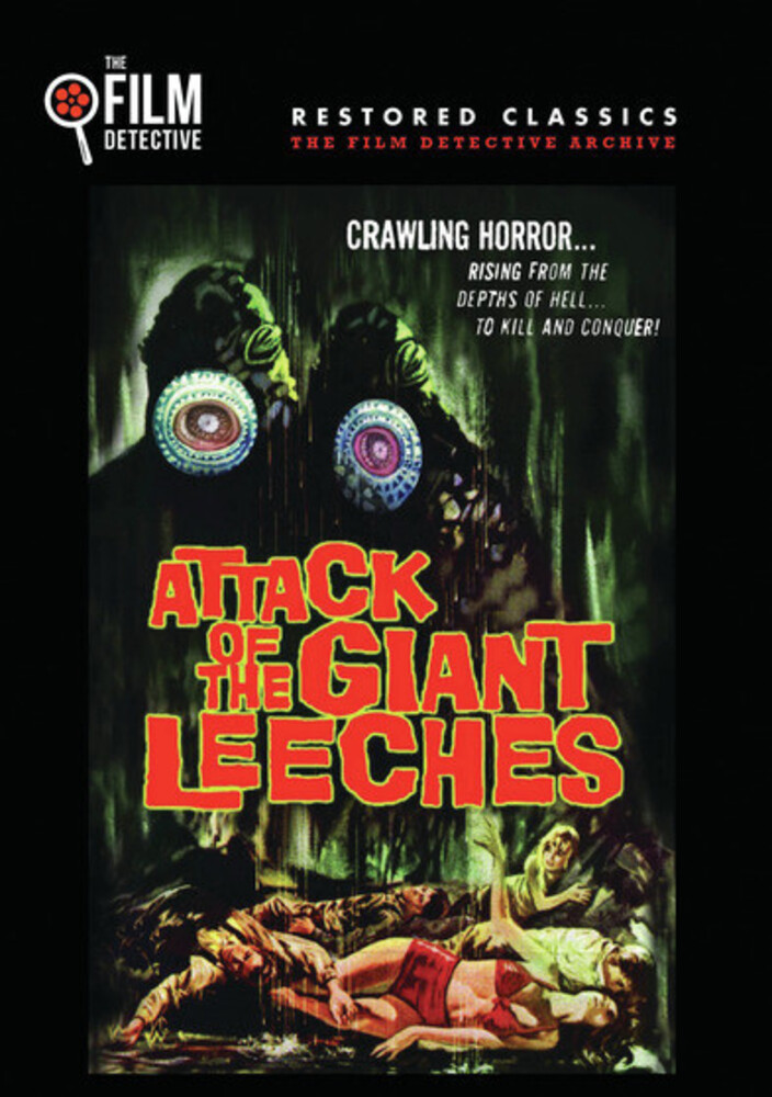 Attack of the Giant Leeches - Attack Of The Giant Leeches / (Mod)