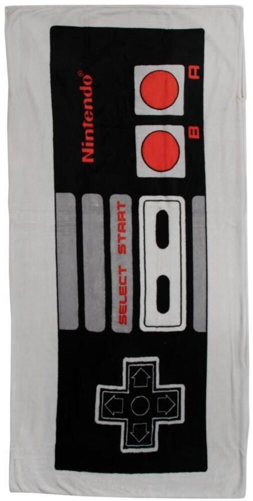 Nintendo Controller Pocket Throw Blanket - Nintendo Controller Pocket Throw Blanket (Blan)