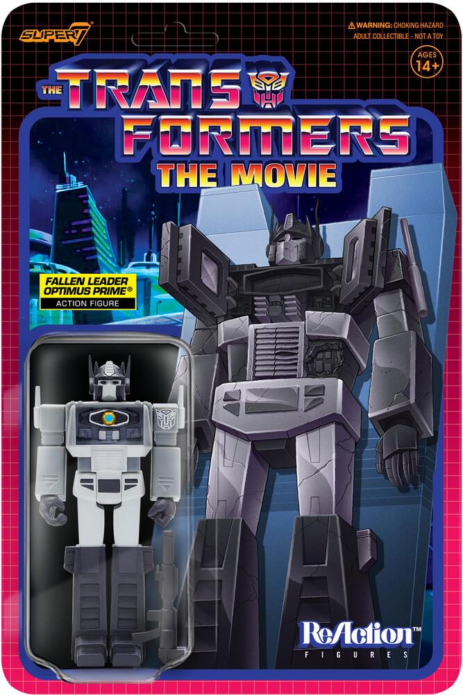 Transformers - Dead Optimus Prime Open Chest - Transformers - Dead Optimus Prime Open Chest (Fig)