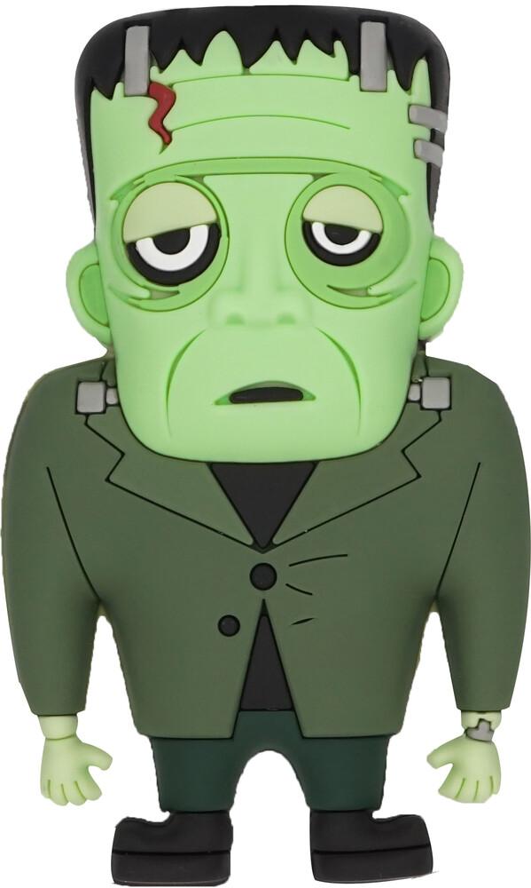 Frankenstein 3D Foam Magnet - Frankenstein 3d Foam Magnet (Mag)