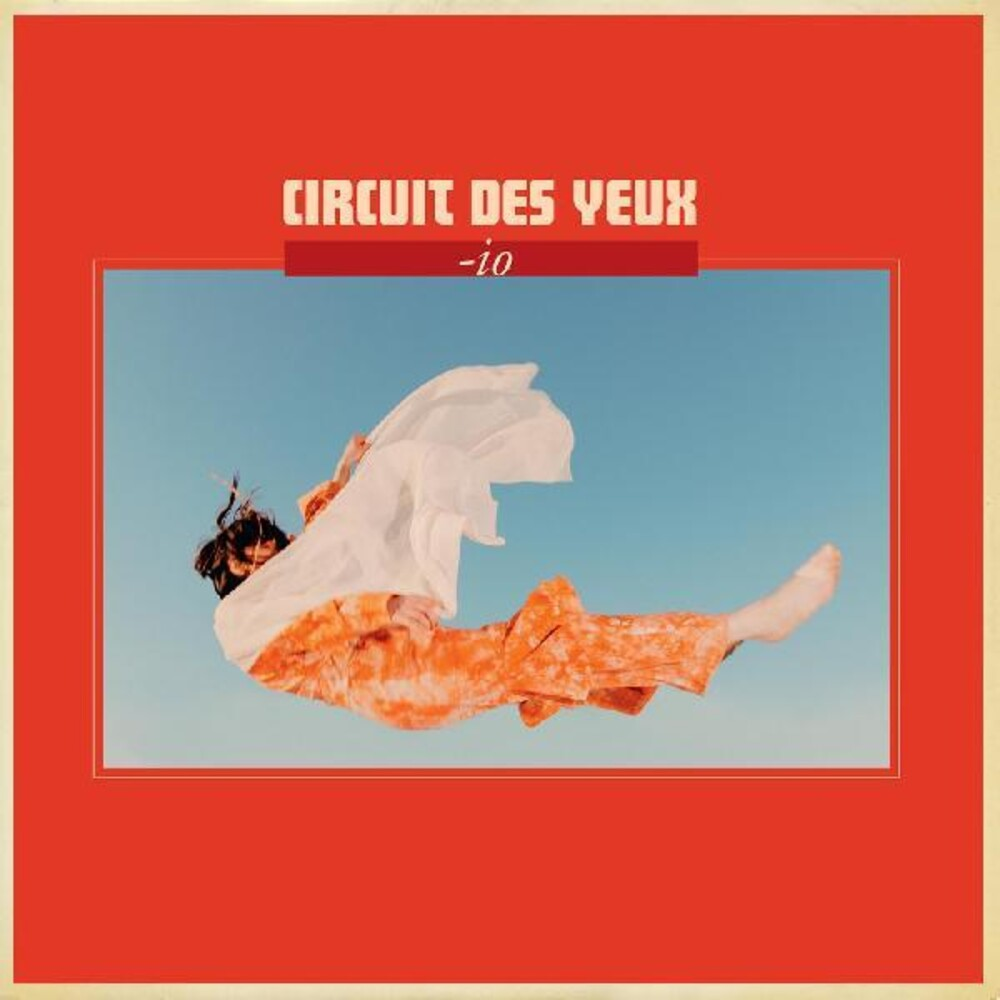 Circuit Des Yeux - Name? [With Booklet]