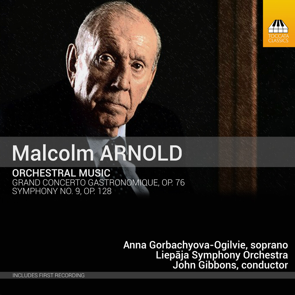 Arnold / Liepaja Symphony Orchestra - Orchestral Music