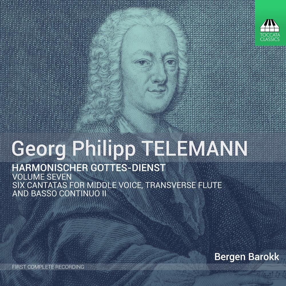 Telemann - Harmonischer Gottes-Dienst 7