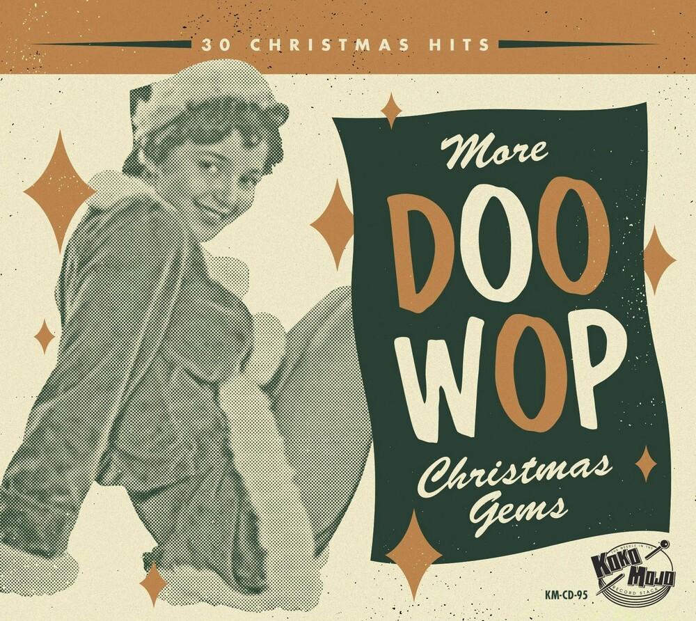More Doowop Christmas Gems / Various - More Doowop Christmas Gems / Various