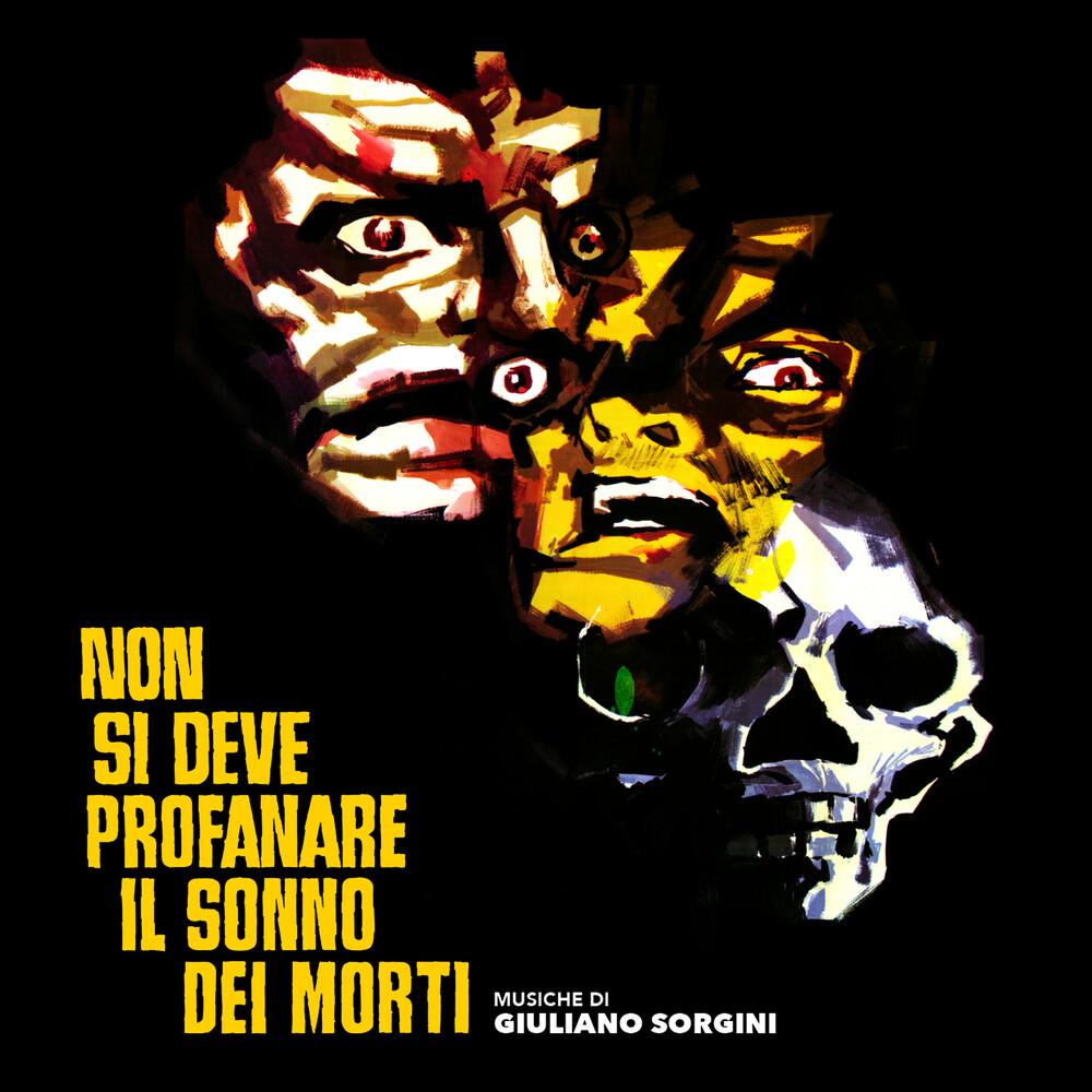 Giuliano Sorgini - Non Si Deve Profanare Il Sonno Dei Morti