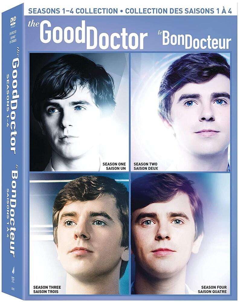 Good Doctor: Seasons 1-4 - Good Doctor: Seasons 1-4 (20pc) / (Can)