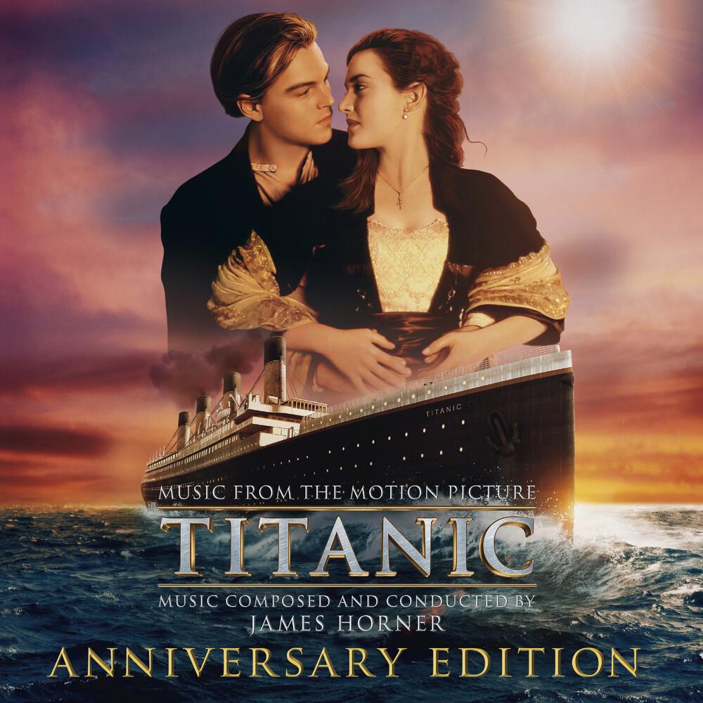 James Horner - Titanic / O.S.T. (Hol)
