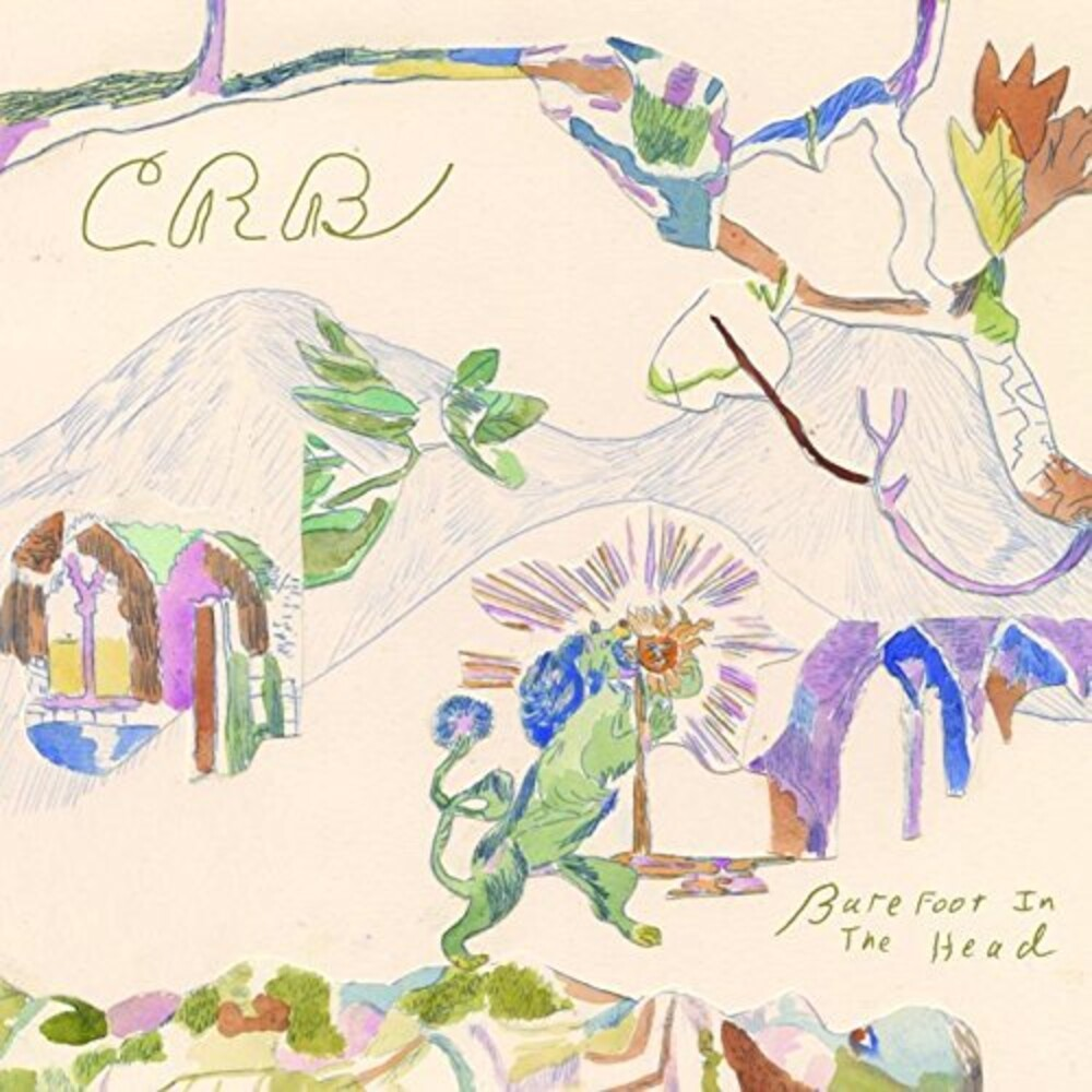 Chris Robinson Brotherhood - Barefoot In The Head [LP]