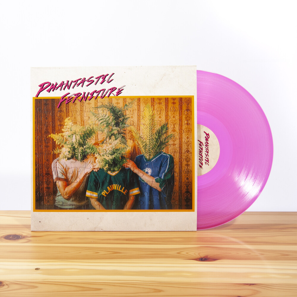 Phantastic Ferniture - Phantastic Ferniture [Colored LP]