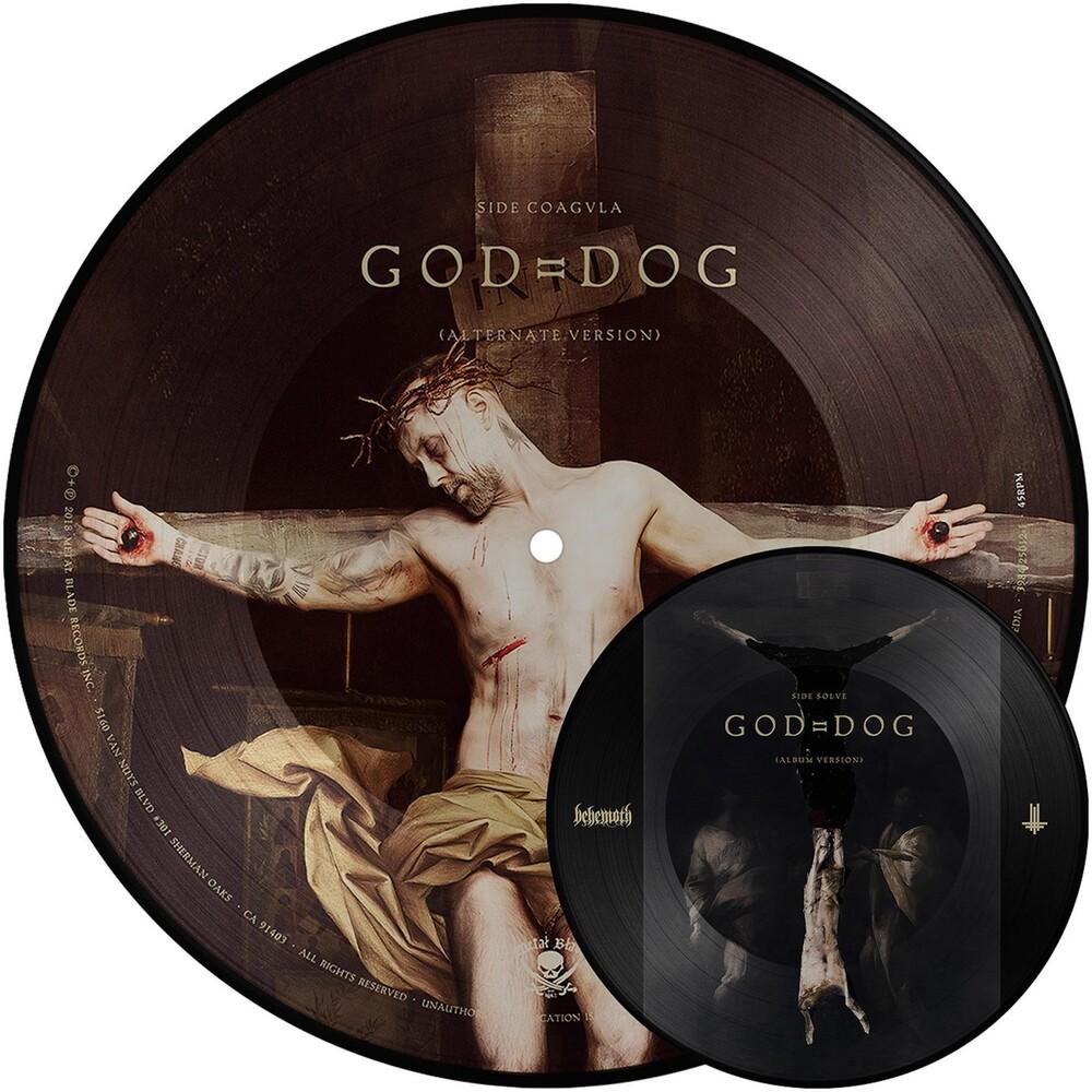 Behemoth - God = Dog